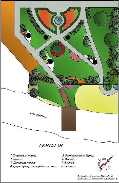 ...генеральный план благоустройства территории. визуализация объекта. пояснительная записка. план - схема водополива.